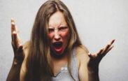 Keď je žena nahnevaná. Odpovede pre mužov, keď žena kričí.
